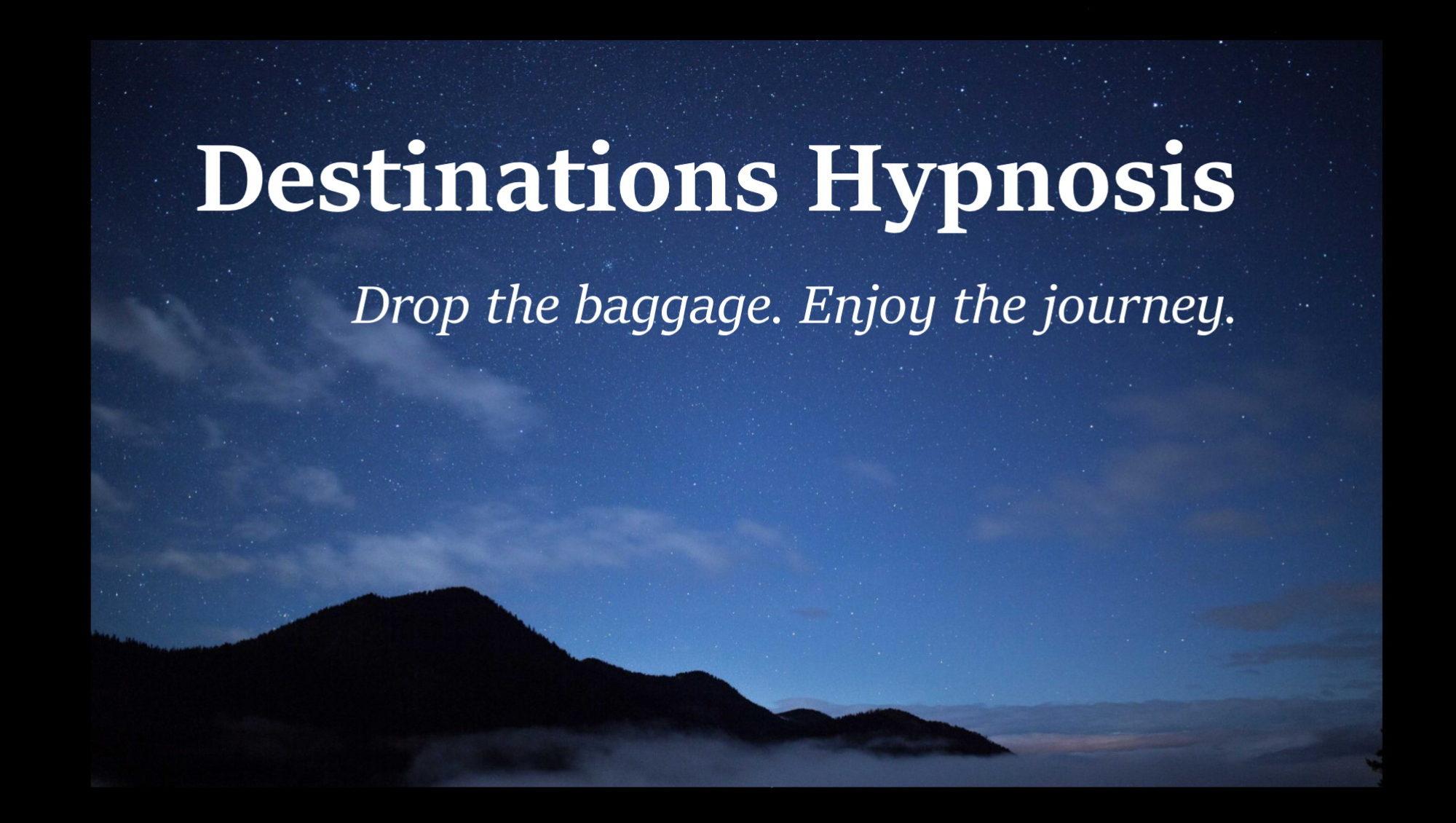 Destinations Hypnosis